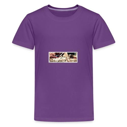 Ladies Morning Cup - Kids' Premium T-Shirt