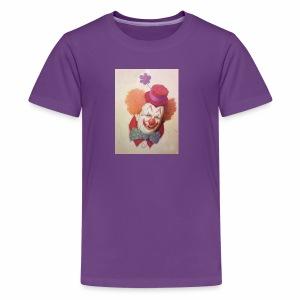 Old Clown Full - Kids' Premium T-Shirt