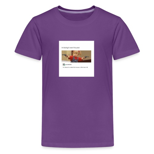 A full house meme - Kids' Premium T-Shirt