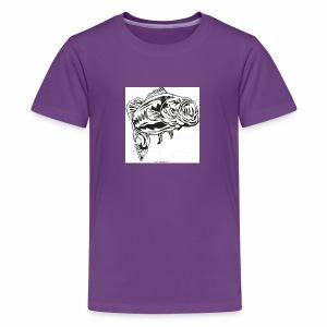 Bass T-shirt - Kids' Premium T-Shirt