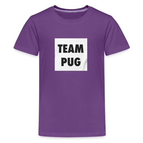 Pug Lover - Kids' Premium T-Shirt