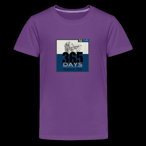 365 Days, Original Design - Kids' Premium T-Shirt