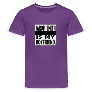 Jarom IS MY BOYFRIEND WORDS - Kids' Premium T-Shirt