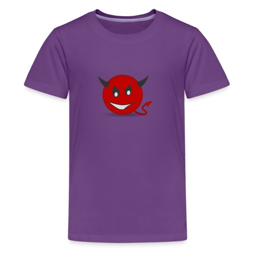 devil clipart devil7 - Kids' Premium T-Shirt