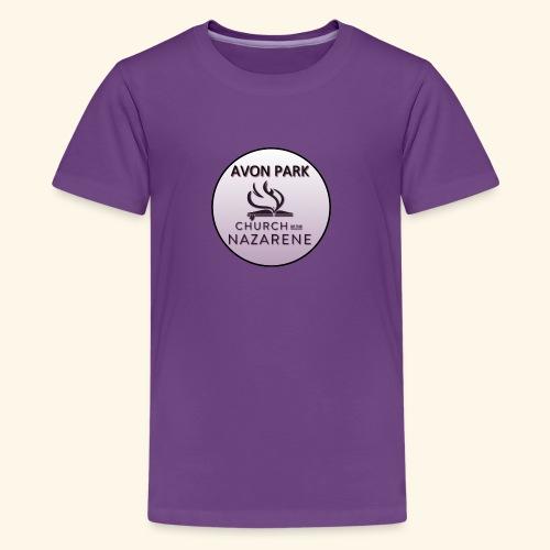 APNazarenePurple - Kids' Premium T-Shirt