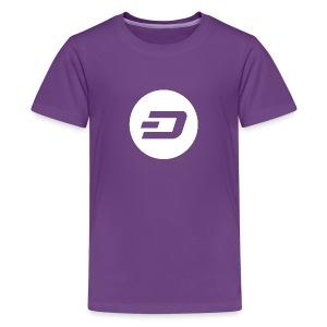dashpng 01 - Kids' Premium T-Shirt