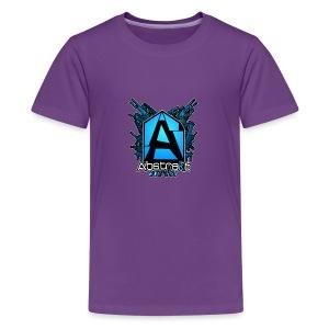 Abstrakt Charter - Kids' Premium T-Shirt