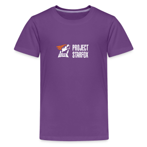 Project STARFOX Banner - Kids' Premium T-Shirt