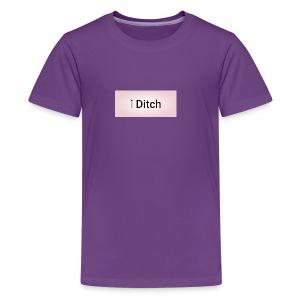 Proud in Pink - Kids' Premium T-Shirt