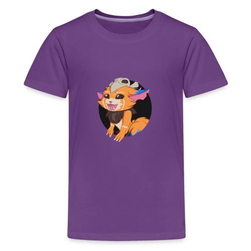 League of Legends - Gnar Cup - Kids' Premium T-Shirt