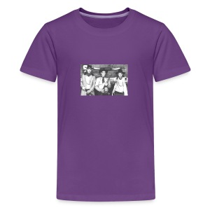 The real young guns - Kids' Premium T-Shirt