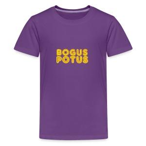 bogus potus - Kids' Premium T-Shirt