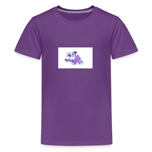 Charleigh3DIY version 1 - Kids' Premium T-Shirt