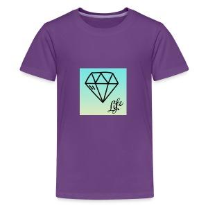 diamond life - Kids' Premium T-Shirt