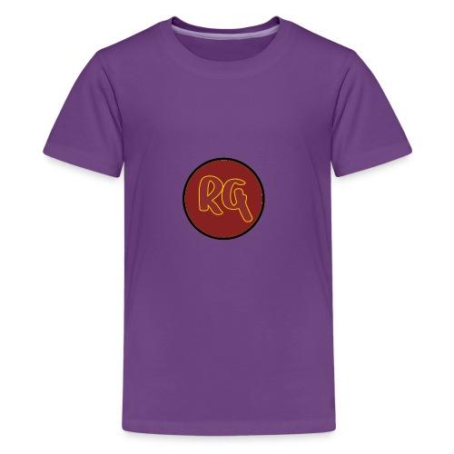 Rooster Gear [ RG ] - Kids' Premium T-Shirt