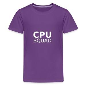 CPUSquad - Kids' Premium T-Shirt