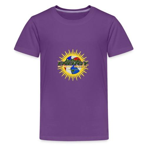 The Energy of Fort Worth Texas - Kids' Premium T-Shirt
