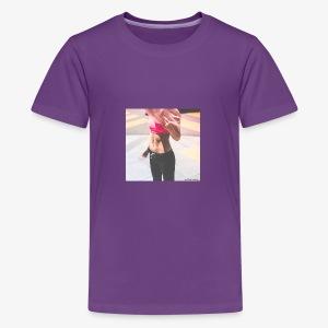 Fitness Model - Kids' Premium T-Shirt