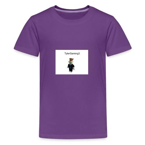 TylerGaming3 Roblox - Kids' Premium T-Shirt