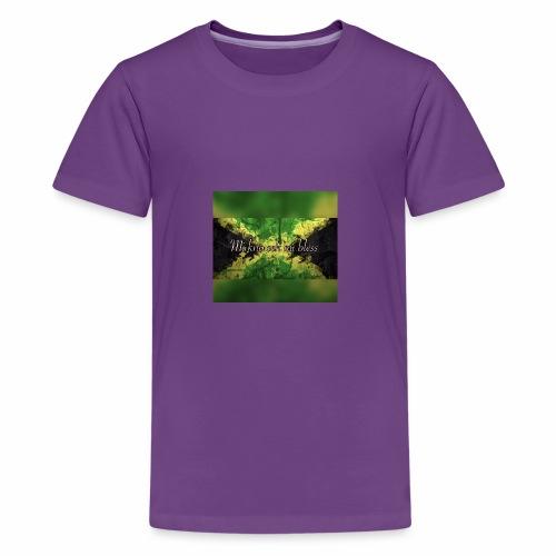 Mi kno seh mi bless - Kids' Premium T-Shirt