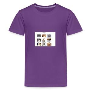 MOOD BOARD - Kids' Premium T-Shirt