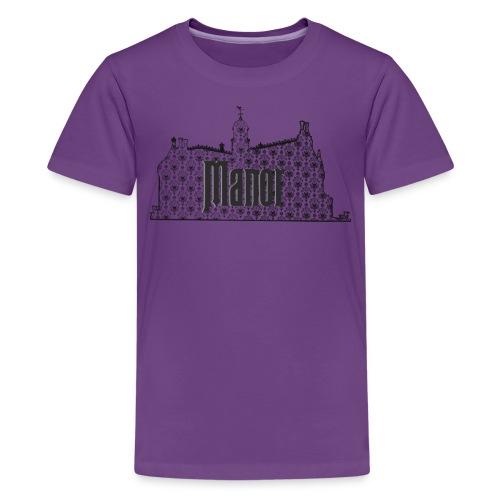 Mind Your Manors - Kids' Premium T-Shirt