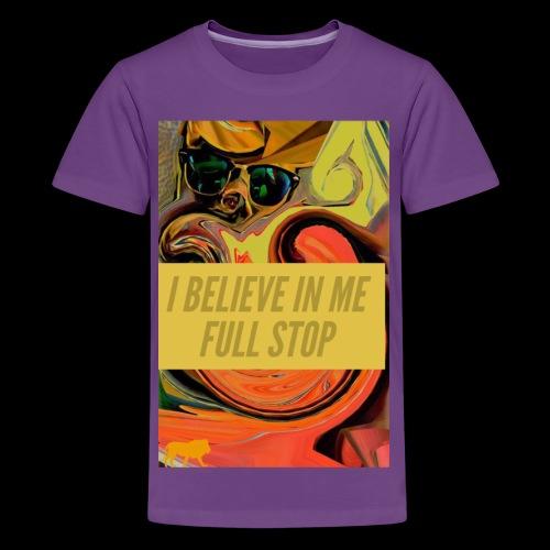 BELIEVE IN ME - Kids' Premium T-Shirt
