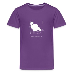 Houghton Lake, MI - Kids' Premium T-Shirt