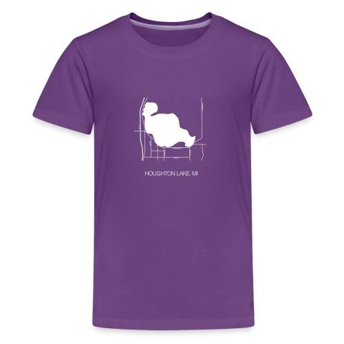 Houghton Lake, MI - Kids' Premium T-Shirt