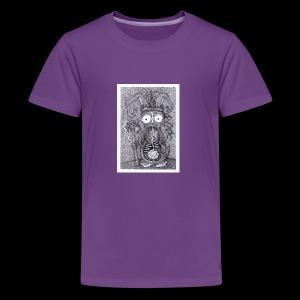 Rabbit Shaman - Kids' Premium T-Shirt