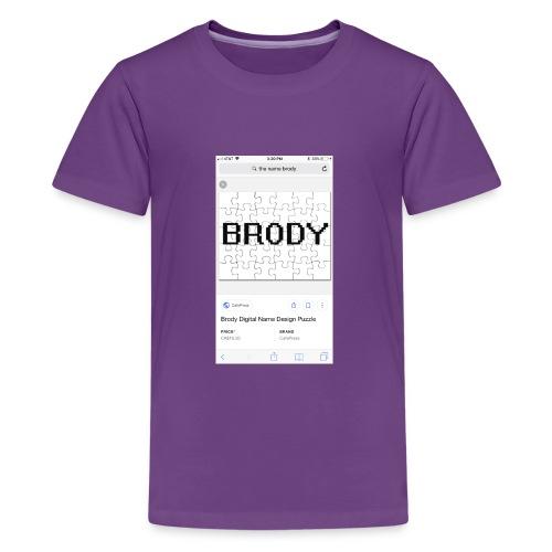 AADC33F6 A3BB 4FE5 9185 8379D029F8B0 - Kids' Premium T-Shirt