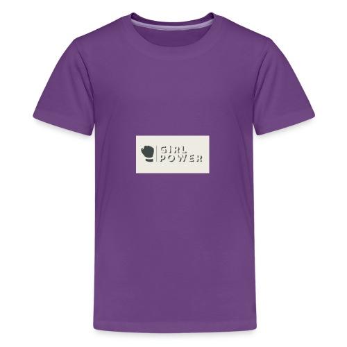 girl power - Kids' Premium T-Shirt