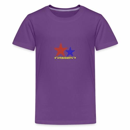 Estrellas de mar - Kids' Premium T-Shirt