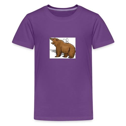 Carrington Pierce - Kids' Premium T-Shirt