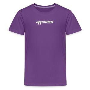 4runner - Kids' Premium T-Shirt