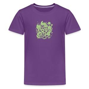 Meet the Neighbors - Kids' Premium T-Shirt