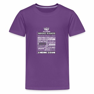 Real Madrid Design - Kids' Premium T-Shirt