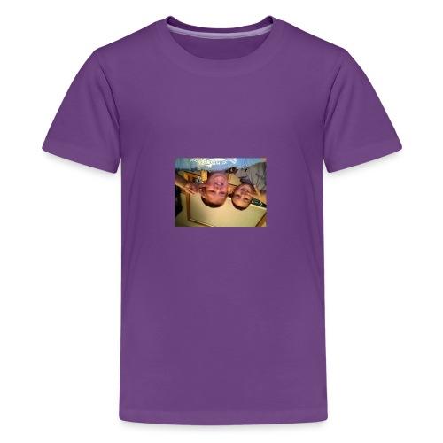 Haygen and Alex - Kids' Premium T-Shirt