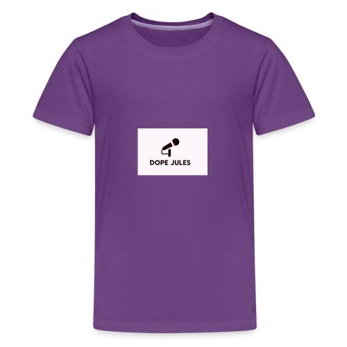 Dope Jules Mic - Kids' Premium T-Shirt