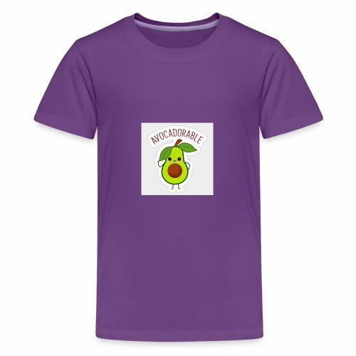 Avocadorable - Kids' Premium T-Shirt