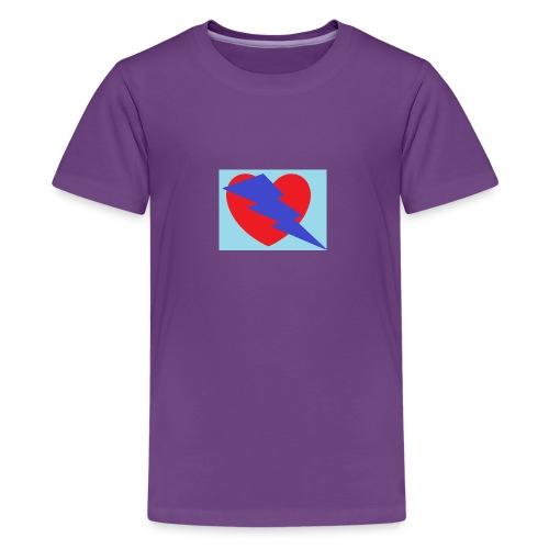love at first sight - Kids' Premium T-Shirt