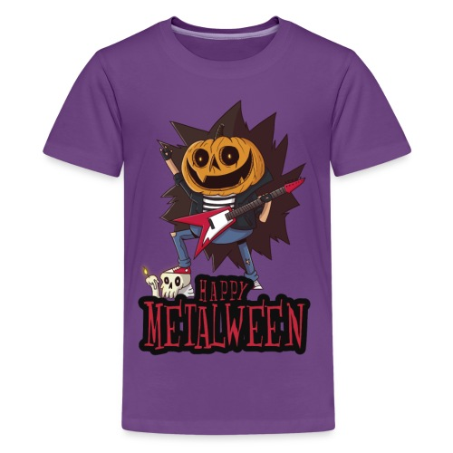 Happy Metalween - Kids' Premium T-Shirt