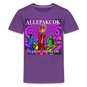 Year of the Kcok - Kids' Premium T-Shirt