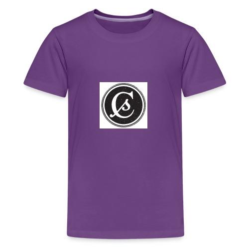 85733D0E D2C1 417C B9C7 BA9C517F850F - Kids' Premium T-Shirt