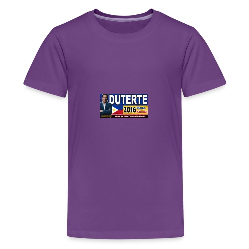 Duterte Icon - Kids' Premium T-Shirt