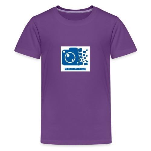 Proximity Films official logo - Kids' Premium T-Shirt