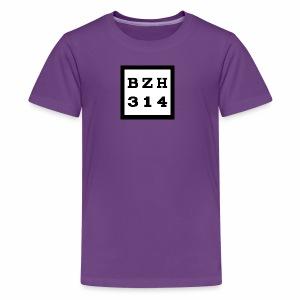BZH314 Games Big Logo - Kids' Premium T-Shirt