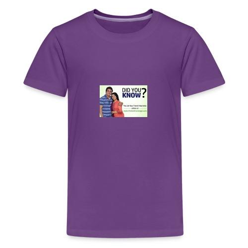 did you know - Kids' Premium T-Shirt