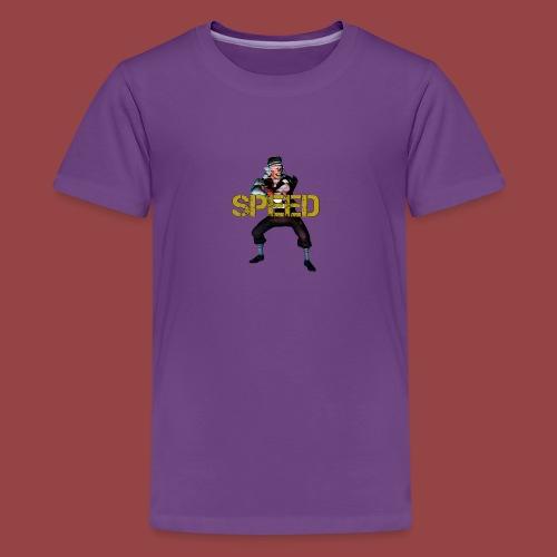 Speed - Kids' Premium T-Shirt