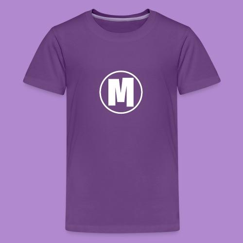 *2 YEAR ANNIVERSARY* Mikaylah LOGO - Kids' Premium T-Shirt